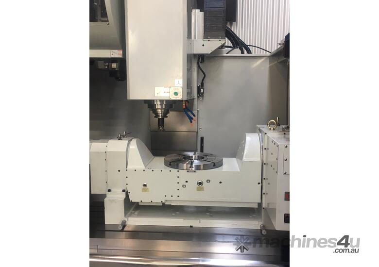 Quantum Vertical Machining Centres from 1000mm up to 4000mm in X