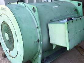 600 kw 800 hp 6 pole 11000 volt AC Electric Motor - picture2' - Click to enlarge