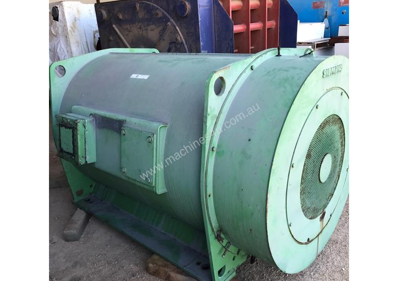 600 kw 800 hp 6 pole 11000 volt AC Electric Motor