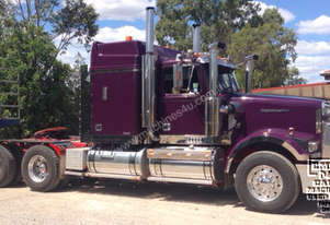 Western Star Heritage, 120ton rated, full engine rebuild. EMUS NQ