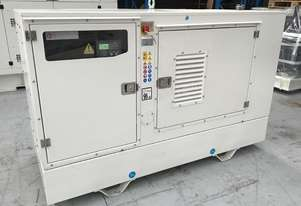 53kW/63kVA 3 Phase Soundproof Diesel Generator.  ITALY build GERMAN Engine.