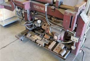 BEND-PAK Exhaust Tube & Pipe Pipe Bender, Heavy Duty, Made in USA, Large Qty. TOOLING $ 5,250 + GST