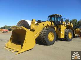 2016 CATERPILLAR 988K WHEEL LOADER - picture0' - Click to enlarge
