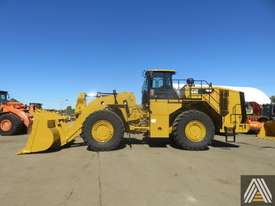 2016 CATERPILLAR 988K WHEEL LOADER - picture1' - Click to enlarge