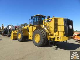 2016 CATERPILLAR 988K WHEEL LOADER - picture2' - Click to enlarge