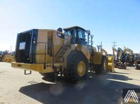 2016 CATERPILLAR 988K WHEEL LOADER - picture4' - Click to enlarge