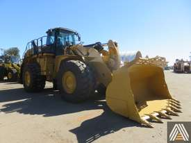 2016 CATERPILLAR 988K WHEEL LOADER - picture3' - Click to enlarge
