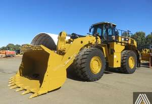2016 CATERPILLAR 988K WHEEL LOADER