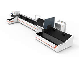 Tube Cutting system  for Square, Round & Oval tube (3m&6 and 9m lengths) - picture1' - Click to enlarge