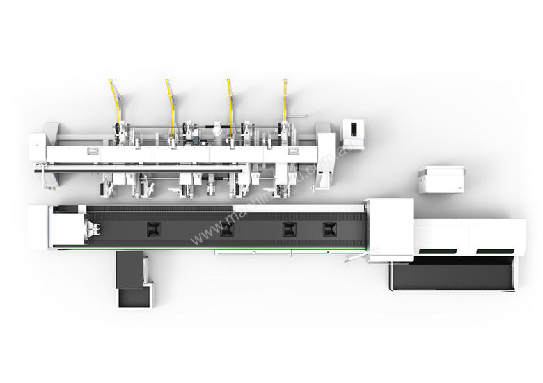 Tube Cutting system  for Square, Round & Oval tube (3m&6 and 9m lengths)