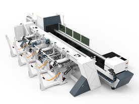 Tube Cutting system  for Square, Round & Oval tube (3m&6 and 9m lengths) - picture10' - Click to enlarge