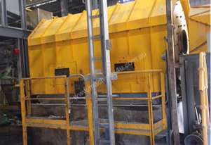 Roller Mounted Ball Mill - Complete Lithium Mill Setup