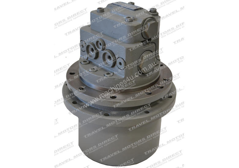 ZX35UR-2 Final Drive / Travel Motor / Track Drive