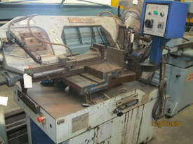 Waytrain WE350DS Taiwanese Double Mitre Bandsaw - picture0' - Click to enlarge