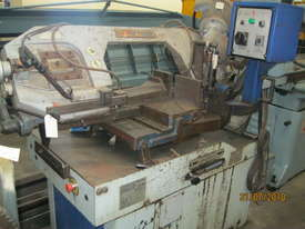 Waytrain WE350DS Taiwanese Double Mitre Bandsaw - picture1' - Click to enlarge