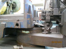Waytrain WE350DS Taiwanese Double Mitre Bandsaw - picture2' - Click to enlarge