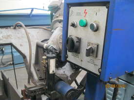 Waytrain WE350DS Taiwanese Double Mitre Bandsaw - picture3' - Click to enlarge