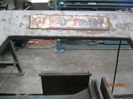 Waytrain WE350DS Taiwanese Double Mitre Bandsaw - picture4' - Click to enlarge