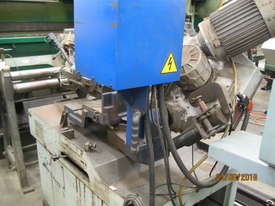 Waytrain WE350DS Taiwanese Double Mitre Bandsaw - picture5' - Click to enlarge