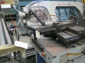 Waytrain WE350DS Taiwanese Double Mitre Bandsaw - picture7' - Click to enlarge