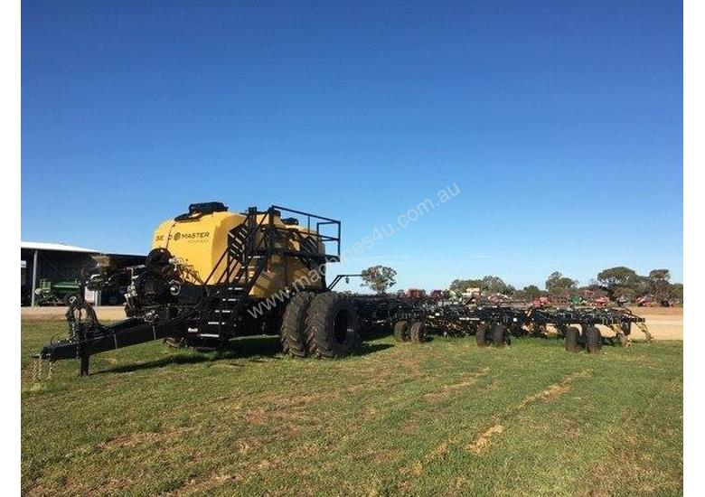 Seedmaster CT6012 Air Seeder Complete Single Brand Seeding/Planting Equip