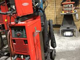 Fronius Magic Wave 5000 with cold wire feeder - picture0' - Click to enlarge