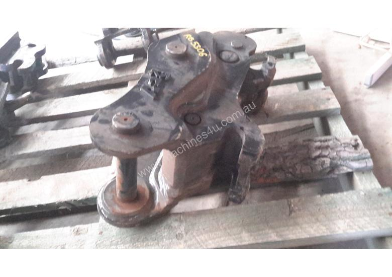 A2 Suits 4 to 5.9 ton machines Quick Hitch Attachments