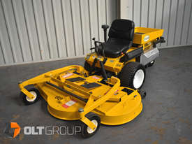 Second Hand Walker Mower 26hp Petrol 62 Inch Side Discharge Deck - picture0' - Click to enlarge