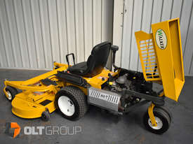 Second Hand Walker Mower 26hp Petrol 62 Inch Side Discharge Deck - picture3' - Click to enlarge