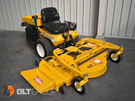 Second Hand Walker Mower 26hp Petrol 62 Inch Side Discharge Deck - picture5' - Click to enlarge