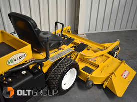 Second Hand Walker Mower 26hp Petrol 62 Inch Side Discharge Deck - picture8' - Click to enlarge
