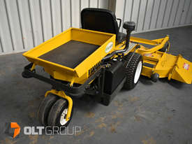 Second Hand Walker Mower 26hp Petrol 62 Inch Side Discharge Deck - picture9' - Click to enlarge