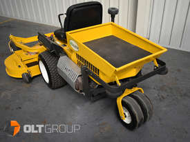 Second Hand Walker Mower 26hp Petrol 62 Inch Side Discharge Deck - picture10' - Click to enlarge