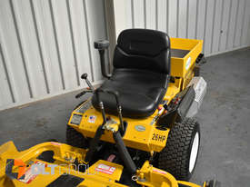 Second Hand Walker Mower 26hp Petrol 62 Inch Side Discharge Deck - picture11' - Click to enlarge