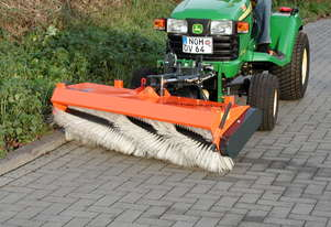 Simplex Road Sweeping Broom for SkidSteers and Front End Loaders