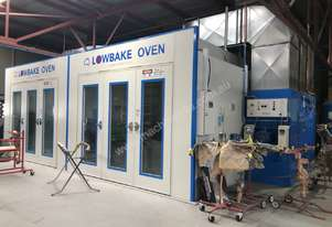 LOWBAKE SPRAY BOOTHS AND OVENS