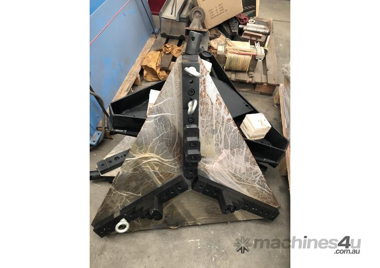 HK02 Chuck / Pipe Clamp suit 50-1150mm