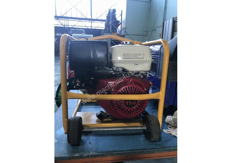 Powerlite Generator 5 KVA 240 Volt Electric Power 11KVA Petrol Engine Model PH060