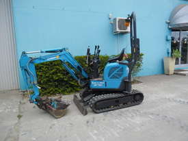 1.0 Tonne Excavator with Buckets & Ripper for HIRE - picture0' - Click to enlarge