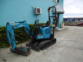 1.0 Tonne Excavator with Buckets & Ripper for HIRE - picture1' - Click to enlarge