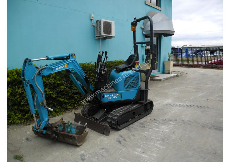 1.0 Tonne Excavator with Buckets & Ripper for HIRE
