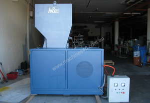 Industrial Heavy Duty Plastic Granulator 50HP