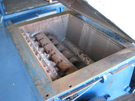 Industrial Heavy Duty Plastic Granulator 50HP - picture9' - Click to enlarge