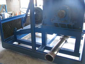 Industrial Heavy Duty Plastic Granulator 50HP - picture12' - Click to enlarge