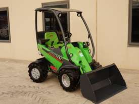 Avant 225 Wheel Loader W/ General Bucket - picture0' - Click to enlarge
