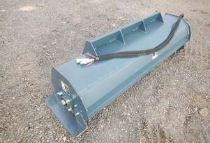 Unused 1800mm Hydraulic Rotary Tiller to suit Skidsteer Loader - 10419-10