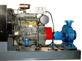 YANDONG DIESEL WATER PUMP 5 inch  - picture1' - Click to enlarge