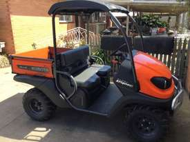 Kubota RTV400 FWA/4WD Tractor - picture0' - Click to enlarge
