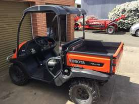 Kubota RTV400 FWA/4WD Tractor - picture1' - Click to enlarge