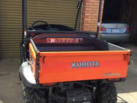 Kubota RTV400 FWA/4WD Tractor - picture3' - Click to enlarge